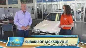 Check out what Subaru of Jacksonville is bringing to the Jacksonville Auto Show (FCL May 7, 2021) - FirstCoastNews.com WTLV-WJXX