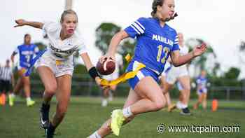 Jensen Beach flag football, top track athletes head to Jacksonville in search of titles - TCPalm