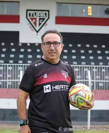 Com novo técnico em parceria, Osvaldo Cruz descarta pressa e vê tempo como aliado da Segundona - globoesporte.com