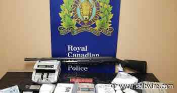 Grand Falls-Windsor RCMP pull drugs, money from home in raid | Saltwire - SaltWire Network