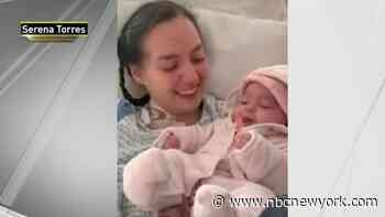 COVID Survivor Celebrating Mother's Day After Giving Birth While In Medically Induced Coma