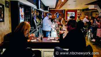 NYC, NJ Ease Restaurant & Bar Rules as Core Viral Metrics Fall to 6-Month Lows