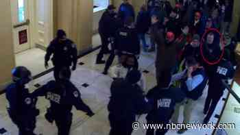 Grandma Gossip Helped Lead FBI to Capitol Riot Suspect, Officials Say