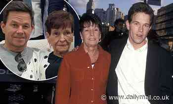 Mark Wahlberg shares a sweet photo to honor his mother Alma on her 79th birthday - Daily Mail