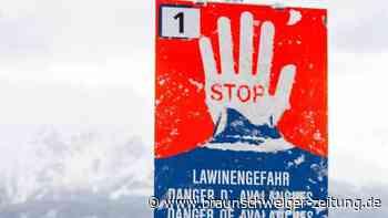 Beim Wandern überrascht: Sieben Tote bei Lawinenunglücken in französischen Alpen
