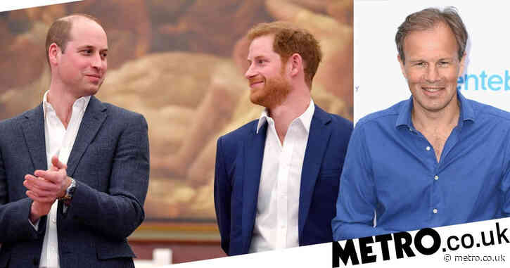 Harry and William 'have been arguing for past year and a half'
