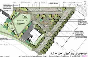 New Centennial Square design green-lit by Sparwood – The Free Press - The Free Press