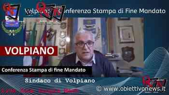 VOLPIANO – Conferenza di fine mandato dell'Amministrazione De Zuanne (VIDEO) - ObiettivoNews