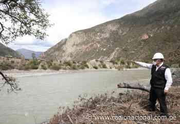 Inician construcción del puente Pampas que unirá Ayacucho y Apurímac - Radio Nacional del Perú