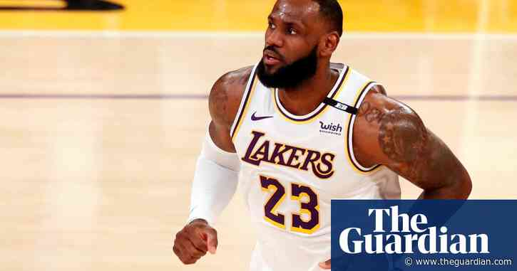 'We can't worry': Slumping Lakers drop to No 7 in West and could face play-in