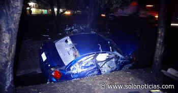Un fallecido tras aparatoso accidente en desvío a San Juan Opico - Solo Noticias