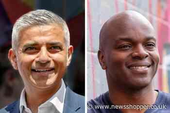 Labour's Sadiq Khan in lead for London Mayor election