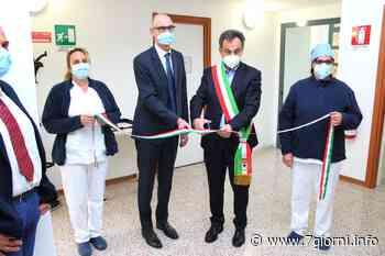 Melegnano, negli ambulatori di via Pertini rimessi a nuovo, tornano operativi il Centro prelievi, il Cup, il Consultorio famigliare, il Centro vaccinale - 7giorni