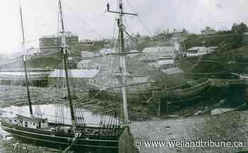 Yesterday and Today: Industrious days on the old Welland Canal, circa 1864 - WellandTribune.ca