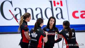 Canada's Einarson eliminated at curling worlds in Calgary after loss to Sweden