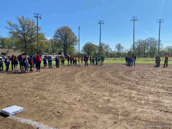 Southeast Revival Baseball League kicks off first season