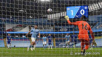 Aguero's embarrassing Panenka penalty miss adds to Man City's poor spot-kick record