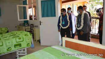 Reabren hospital Valle Hermoso en la zona sur de Cochabamba - Opinión Bolivia