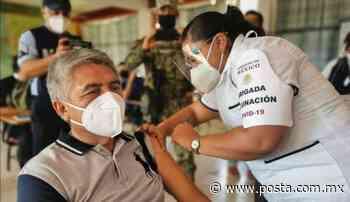 Aplicarán segunda dosis de vacuna contra COVID en Valle Hermoso, Matamorenses acudirán a recibirla - POSTA