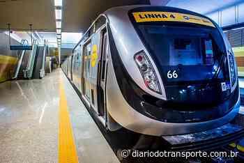 Metrô do Rio de Janeiro tem reajuste de tarifa a partir de terça (11) - Adamo Bazani