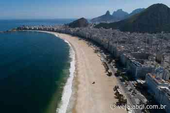 Praias, bares e restaurantes liberados no Rio de Janeiro - VEJA