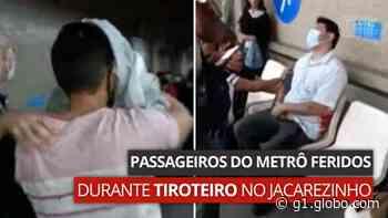 VÍDEOS: operação com 25 mortos no Jacarezinho   Rio de Janeiro   G1 - G1