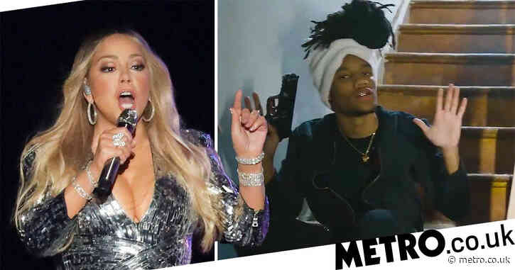 Mariah Carey shares savage response to YTK asking her to clear a sample of Shake It Off