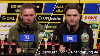 Leipzig verliert 2:3 in Dortmund - Nachteil im DFB-Pokalfinale?