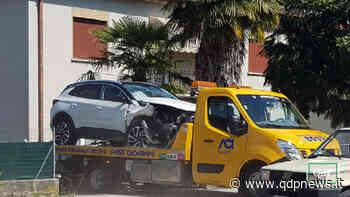 San Vendemiano, incidente in via Risorgimento, coinvolte due vetture: quattro feriti trasportati all'ospedale di Conegliano - Qdpnews
