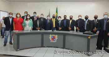 Itapetinga: Vereadores elegem novo presidente da Casa após morte de legislador - Bahia Noticias - Samuel Celestino