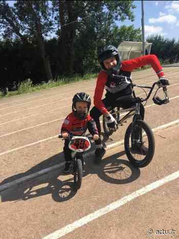 Cyclisme. Sucy-en-Brie, roi du BMX dans le Val-de-Marne - actu.fr