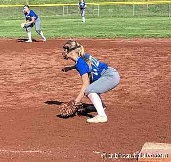 Leechburg softball blanks Springdale to stay in section title hunt | Trib HSSN - TribLIVE