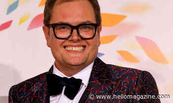 Alan Carr's quirky home with husband Paul Drayton revealed