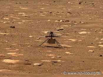«Ingenuity» - Mars-Hubschrauber landet an anderer Stelle - Neue Presse Coburg