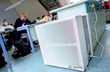Hochschule testet Luftreiniger - Besser als CO2-Ampeln - Neue Presse Coburg