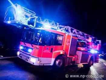 100.000 Euro Schaden - Feuer in Einfamilienhaus ausgebrochen - Neue Presse Coburg
