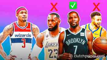 Wizards news: Bradley Beal picks Kevin Durant, not Stephen Curry or LeBron James, as toughest to guard - ClutchPoints