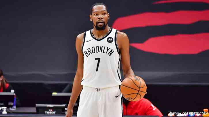 Kevin Durant, Nets not discouraged by four-game losing streak: 'I think it's going to make us better' - CBS Sports