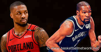 Damian Lillard shares why he would choose Kevin Durant instead of LeBron in a pick-up game - Basketball Network