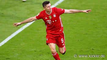 Bayern - Bor. Mönchengladbach 6:0 (4:0)