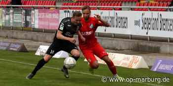 Fußball - Stadtallendorf unterliegt im Hessenderby - Oberhessische Presse