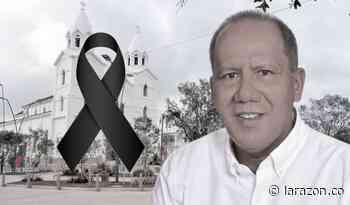 En Cereté decretan tres días de duelo por la muerte del exalcalde Rafael Chica Guzmán - LA RAZÓN.CO