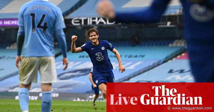 Manchester City 1-2 Chelsea: Premier League – as it happened
