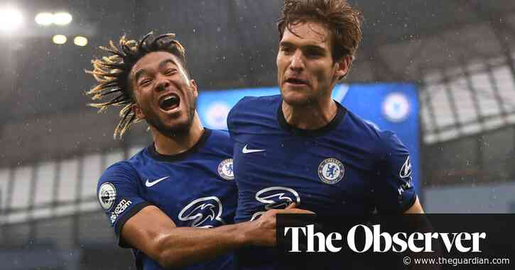 Chelsea's Ziyech and Alonso keep wasteful Manchester City waiting