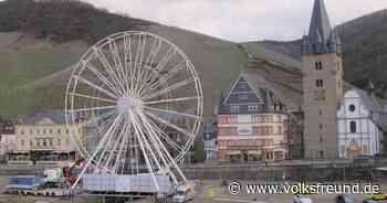 Bernkastel-Kues: Riesenrad muss verschoben werden - Trierischer Volksfreund