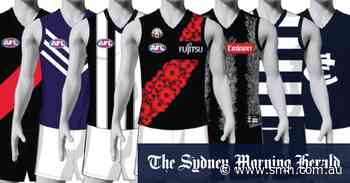 Clashes of the titans: The AFL's murky uniform policies
