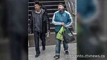 Two suspects wanted after man assaulted at Bathurst Subway Station