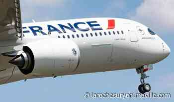Un pilote dinardais inaugure l'A350 Saint-Malo - maville.com