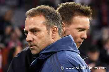 Football: Five-star Flick raises the bar for next Bayern coach Nagelsmann - The Straits Times