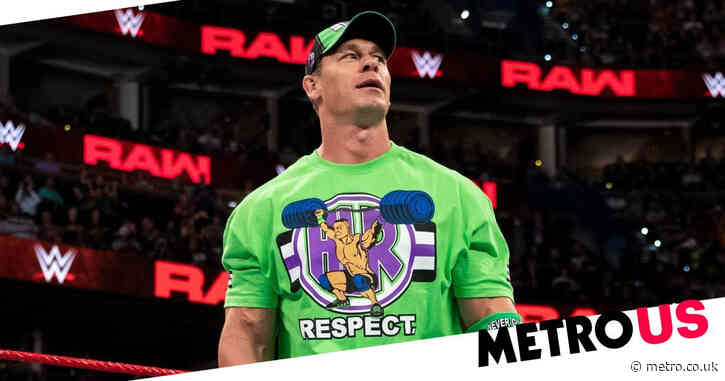 John Cena teases WWE return with cryptic social media post weeks before F9 release